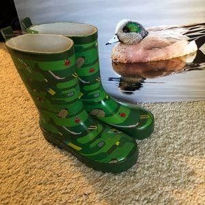 Kids Rain/Garden Boots